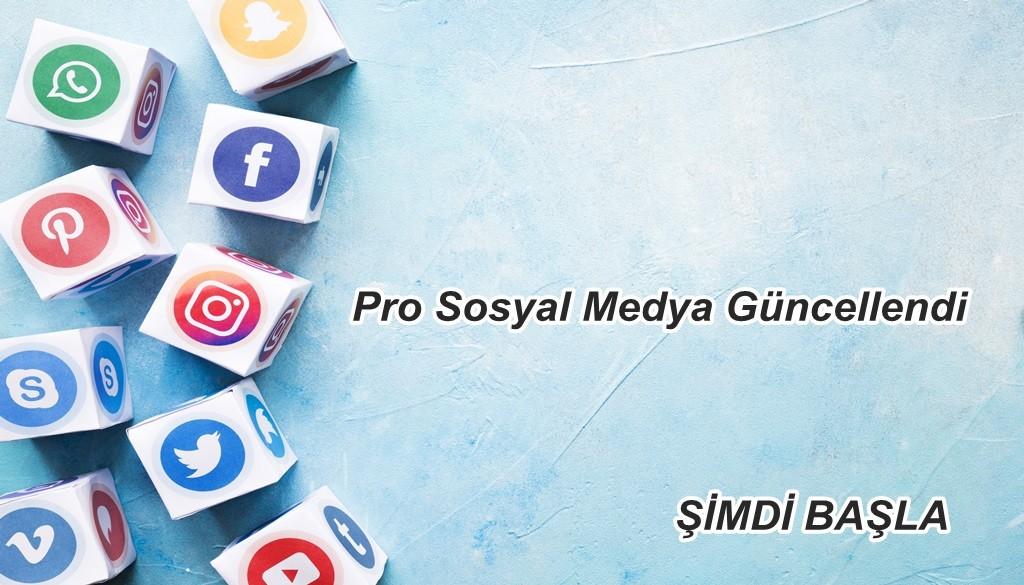 Sosyal Medya Yönetim Aracı Güncelleme