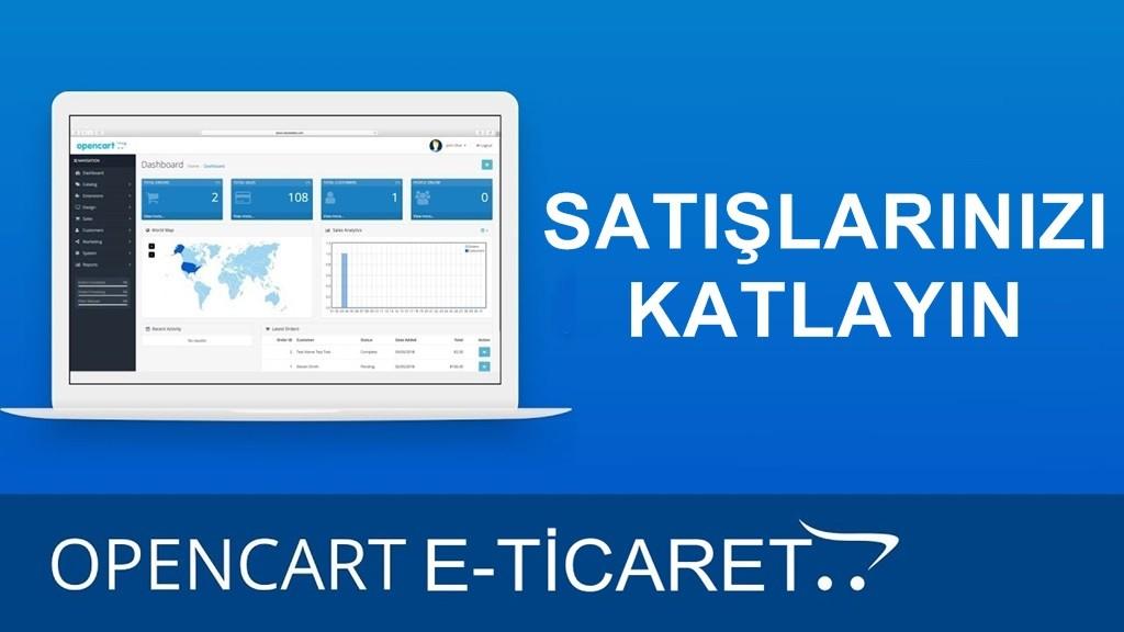 Opencart ürünlerinizin satışını nasıl artırabilirsiniz?
