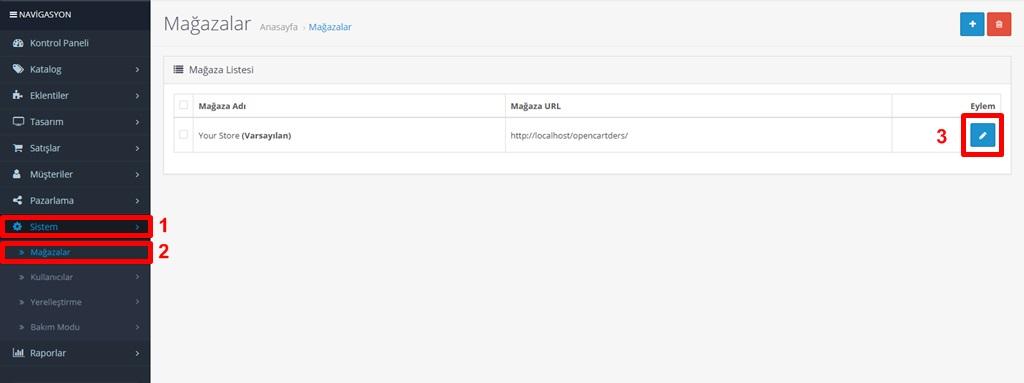 Opencart Smpt Mail Ayarları Nasıl Yapılır?