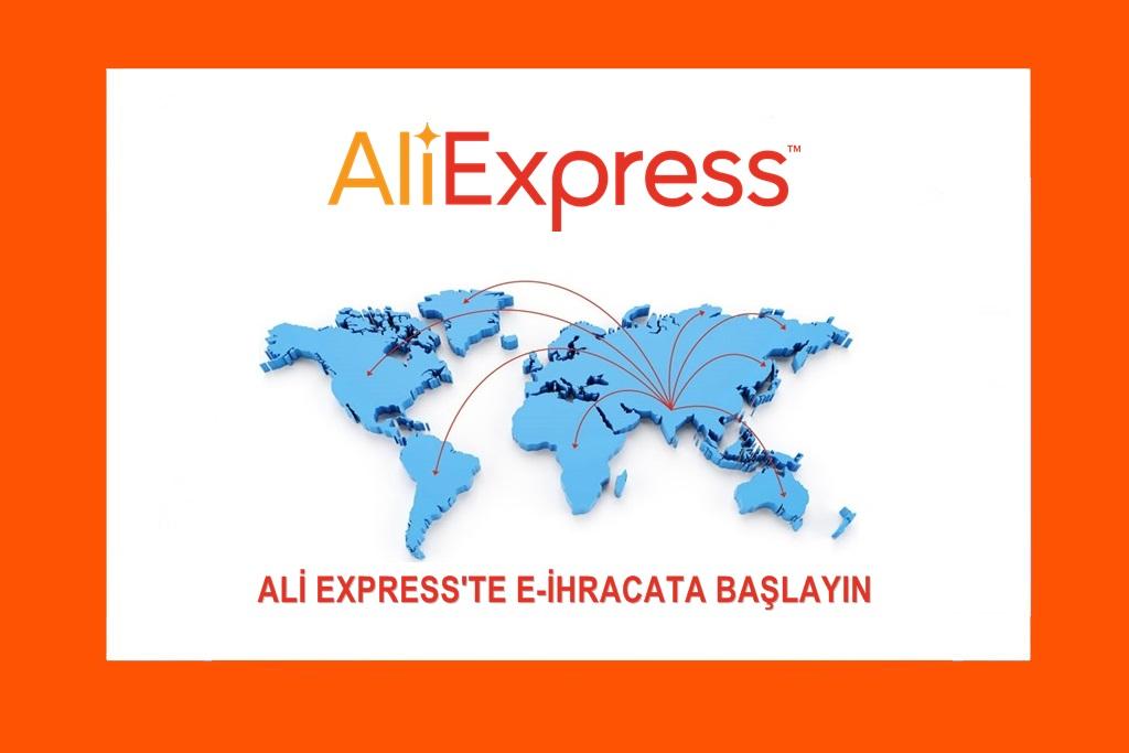 Aliexpress'te E-İhracat Nasıl Yapılır?